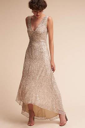 Anthropologie Tango Wedding Guest Dress
