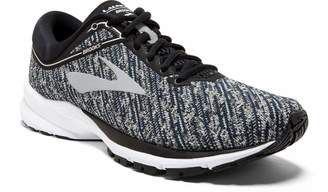 Brooks Women's Launch 5 Running Shoe (BRK-120266 1B 3937690 9 Gry/EBO/WHT)