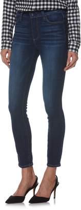 Paige Transcend Vintage - Hoxton High Waist Ankle Skinny Jeans