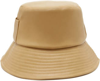 LACK OF COLOR Wave Vegan Leather Bucket Hat