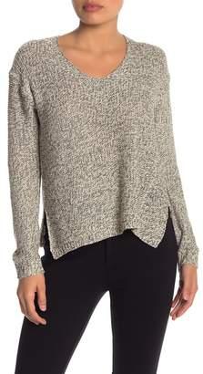 2bc76edead Modern Designer Scoop Neck Long Sleeve Sweater (Petite)