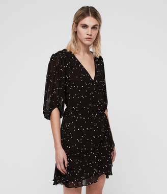 AllSaints Gracie Nala Dress