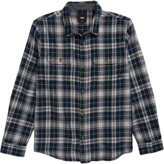 Vans Sycamore Plaid Flannel Shirt