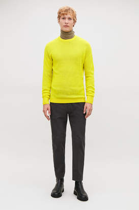 Cos RELAXED SHEER JUMPER