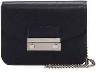 Furla Julia Mini Saffiano Leather Crossbody Bag