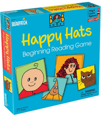 University Games Bob Books Happy Hats Beginning Reading Game