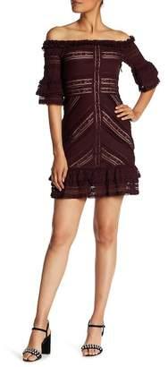 Cinq à Sept Naya Mini Dress