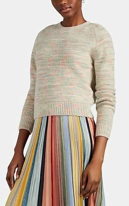 Missoni Women's Space-Dyed Wool-Blend Sweater - Lt. Green