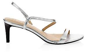 Joie Women's Madi Metallic Leather Slingback Sandals