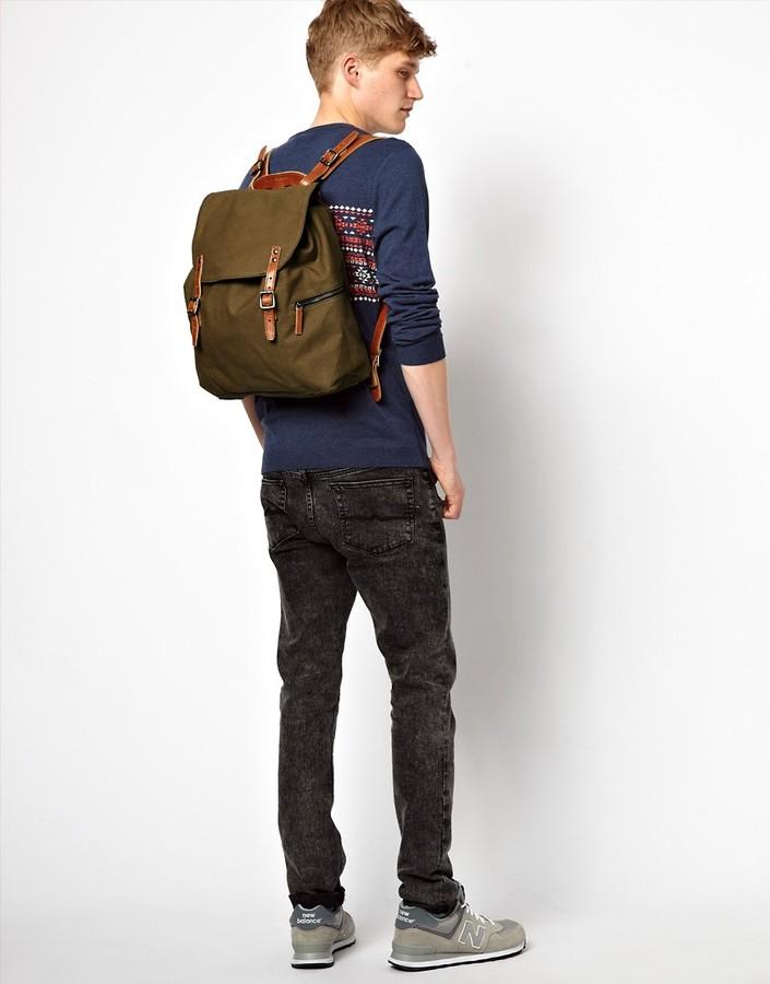Royal RepubliQ Legioneer Canvas Mine Backpack