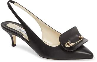 Brian Atwood Guiliaa Slingback Pump