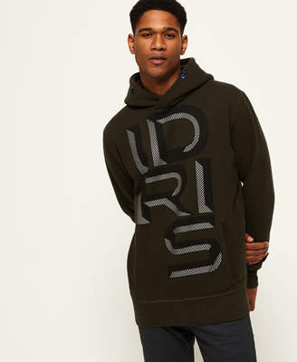 Superdry IE Iconic Graphic Hoodie