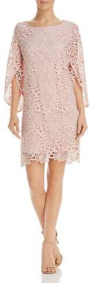 Nanette Lepore nanette Slit-Sleeve Lace Dress