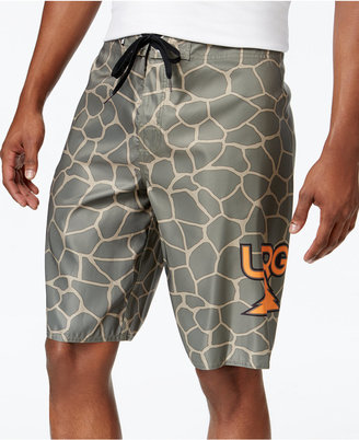 "LRG Men's Icon 22"" Board Shorts $49 thestylecure.com"