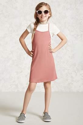 Forever 21 Girls Twofer Dress (Kids)