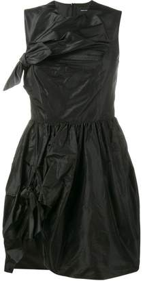 Simone Rocha sleeveless bow mini dress
