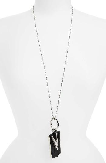 Alexander WangWomen's Alexander Wang Lighter Case Pendant Necklace