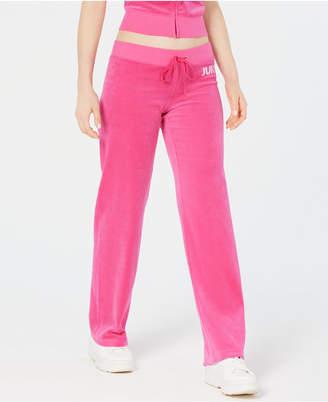 Juicy Couture Tie-Waist Ankle Pants