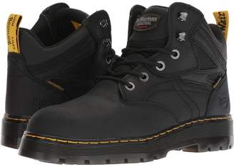 Dr. Martens Work Plenum WP ST 6-Tie Boot Men's Work Boots