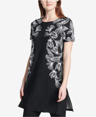 Calvin Klein Printed Tunic