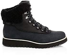 Cole Haan Women's Leather Hiking Boots
