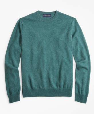 Brooks Brothers Crewneck Cashmere Sweater