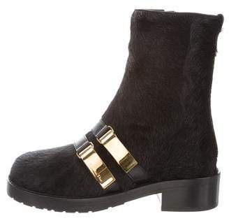 Christian Dior D-Race Mid-Calf Boots w/ Tags