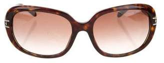 Tiffany & Co. Embellished Tinted Sunglasses