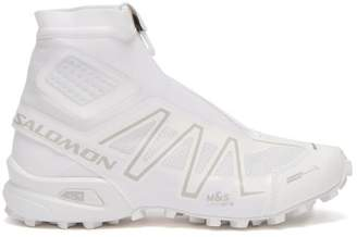 Salomon S/lab Snowcross Adv Trainers - Mens - White