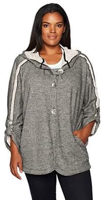 Neon Buddha Women's Plus Size Aurelie Jacket