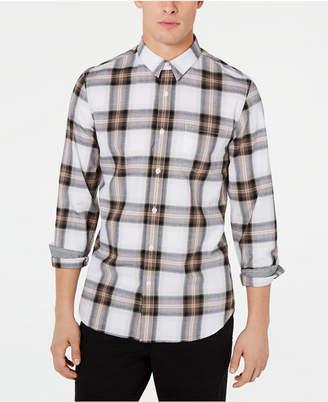 American Rag Men's Plaid Shirt