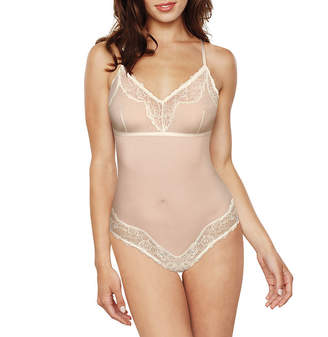 981a2b0585 Maidenform Casual Comfort Lounge Collection Cheeky Micro Mesh Bodysuit