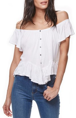 Women's Free People Mint Julep Tee $68 thestylecure.com