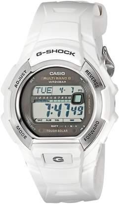 Casio Men's GWM850-7CR G-Shock Solar Atomic Watch