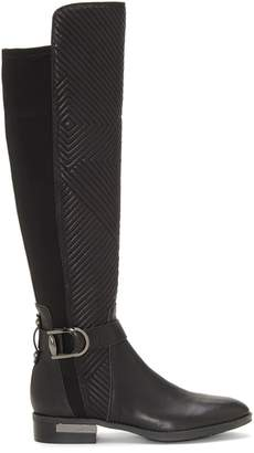 Vince Camuto Pordalia Channel-stitched Tall Boot