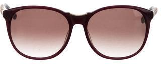 BalmainBalmain Oversize Embellished Sunglasses
