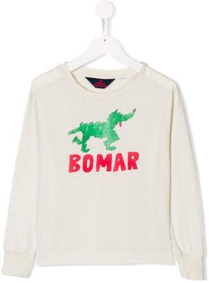 The Animals Observatory Bomar printed T-shirt