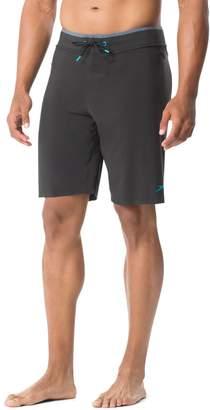 Speedo Men's Hydrovent Elite Hybrid Board Shorts