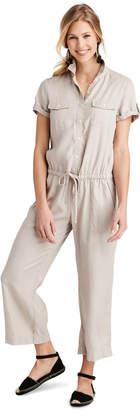 Vineyard Vines Garment-Dyed Utility Jumpsuit
