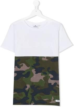 Les (Art)ists Kids プリント Tシャツ