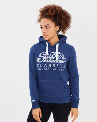 Superdry Classics Entry Hoodie