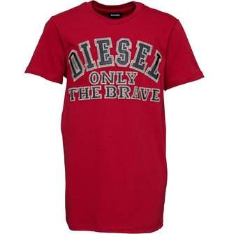 Diesel Junior Boys Tippi SF T-Shirt Blue