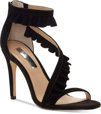 INC International Concepts I.n.c. Women's Rezza Dress Sandals, Created for Macy's Women's Shoes