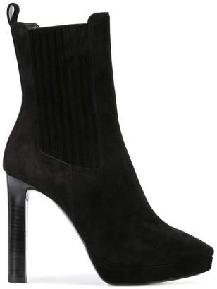 Saint Laurent Hall Chelsea ankle boots