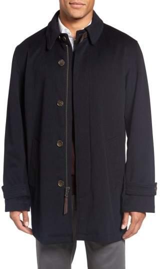 GoldenBear Golden Bear Wool Overcoat