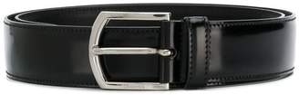 Church's polished classic belt