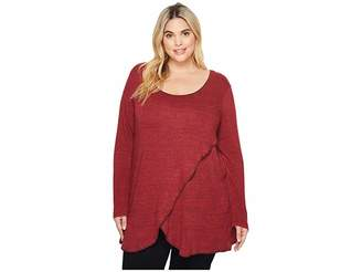 Jag Jeans Plus Size Poppy Tunic Women's Clothing