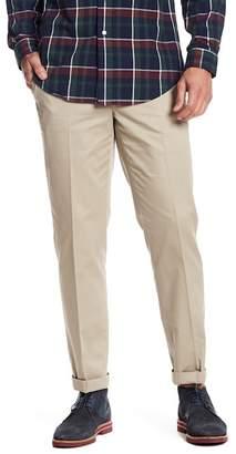 "Brooks Brothers Milano Slim Khaki Pants - 30-34\"" Inseam"