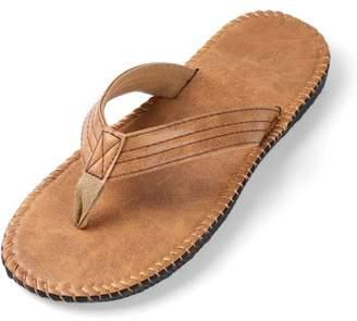 AERUSI Men's Rio Groove Sandal Flip Flops
