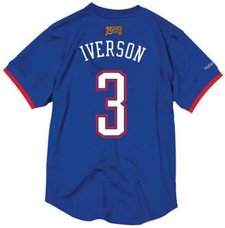 Mitchell   Ness Men Allen Iverson Nba All Star 2004 Mesh Crew Neck Jersey 7b5bd5b7e